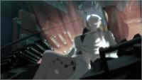 新宿バルト9にペプシネックスと『009 RE:CYBORG』コラボの実物大ダイブギア登場 © 「009 RE:CYBORG」製作委員会