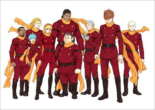 劇場公開に先駆け『009 RE:CYBORG』コミカライズ連載開始!  © 「009 RE:CYBORG」製作委員会