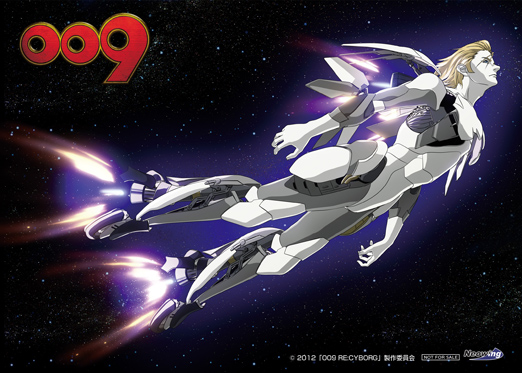 009 RE:CYBORGBlu-rayDVD NEO WING 2L &copy;009 RE:CYBORG