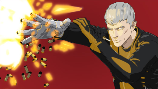 "Kenji Kamiyama's Film ""009 RE:CYBORG"" 004: Albert Heinrich © 009 RE:CYBORG Production Committee"