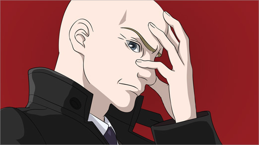 "Kenji Kamiyama's Film ""009 RE:CYBORG"" 007: Great Britain © 009 RE:CYBORG Production Committee"