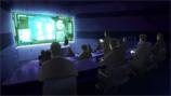 公安9課捜査会議 © 攻殻機動隊製作委員会