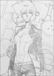 攻殻機動隊 S.A.C. 草薙素子モデル レザーライダース 1位! © 攻殻機動隊製作委員会